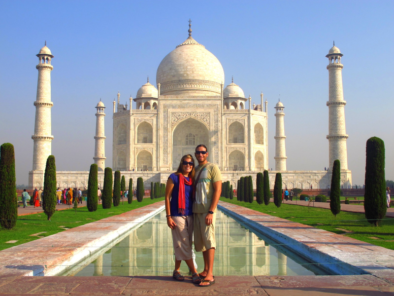 Agra, India-Jessica Kirchoff, Virtuoso traveler